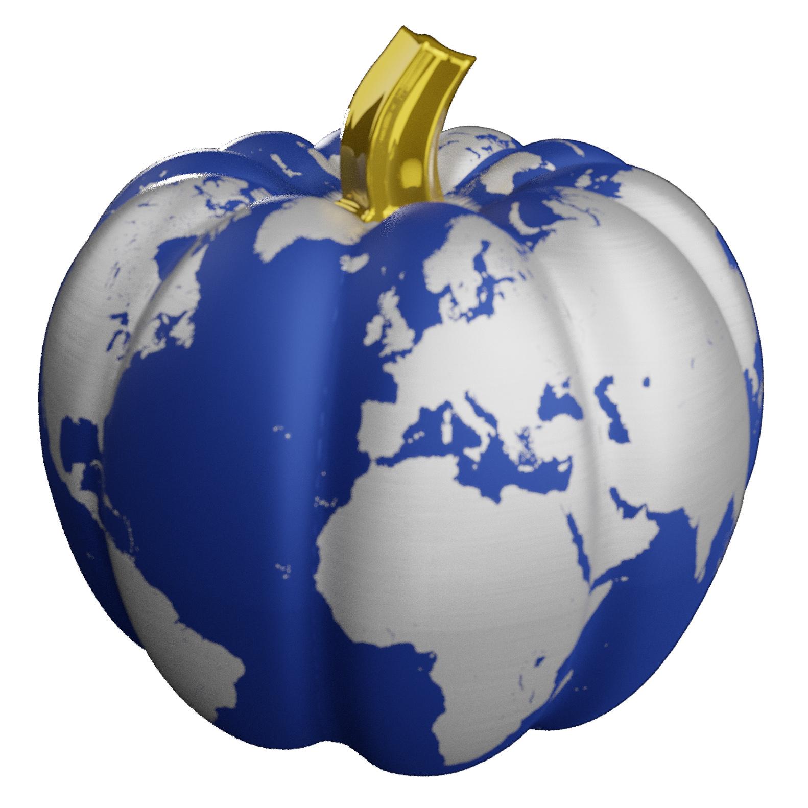 Logo Blue pumpkin