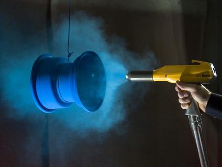 Por que optar por terceirizar pintura eletrostática?