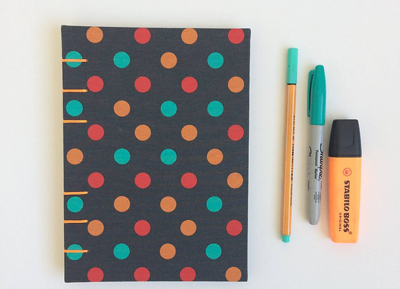 Sketchbook Bolinhas