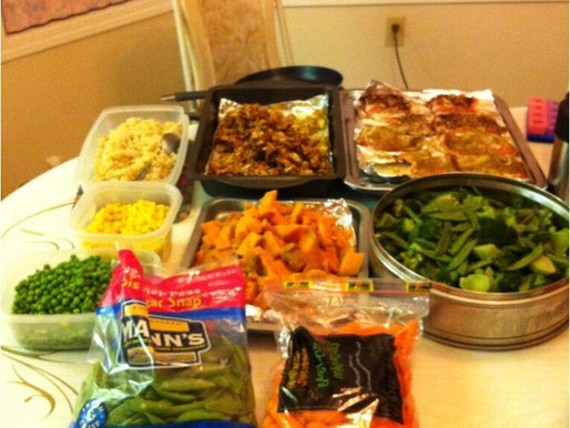 The importance of meal prepping