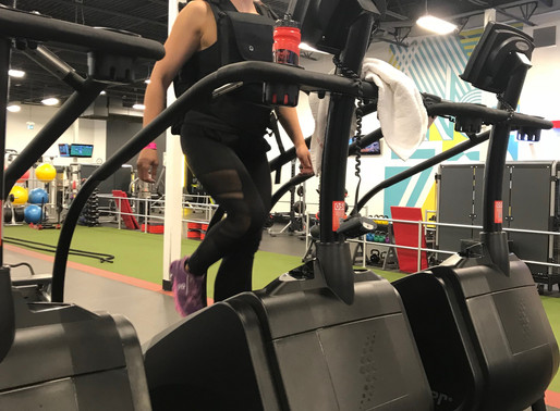Upping your workouts