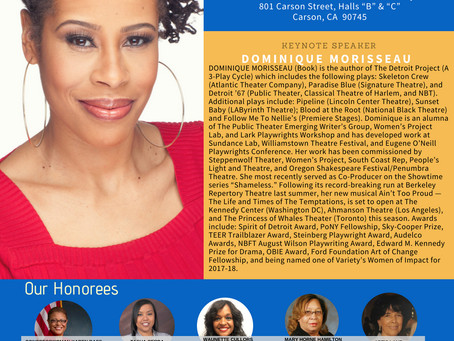 """NCBW-LAC """"2018 Year of the Woman – Women Making A Difference"""" Awards Luncheon"""