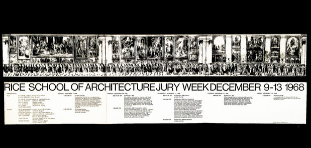 JURY WEEK - Rice U