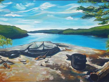 Lake St. Nora no.1 spot #10