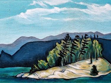 Lake St. Nora