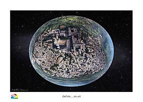 Orvieto vista dall'alto
