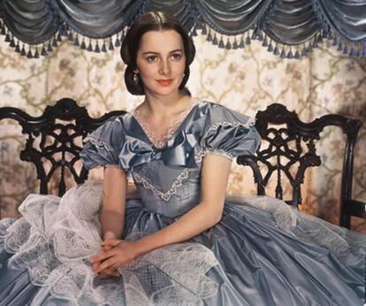"""Morre aos 104 anos Olivia de Havilland, atriz de """"... E o Vento Levou"""" (1939)"""