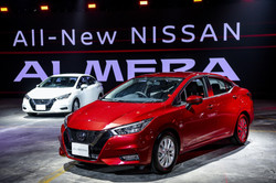 Nissan Zul Almeera