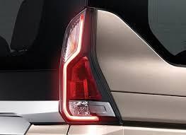 Sporty Rear Light
