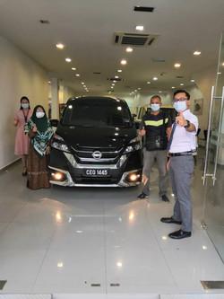 Nissan Zul Melaka