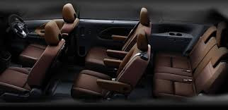 7 Seater Nissan Serena