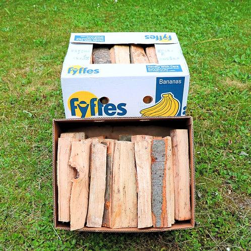 Buchenholz in Kisten ( einzelen Karton)