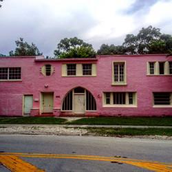 abandoned pink, 2015