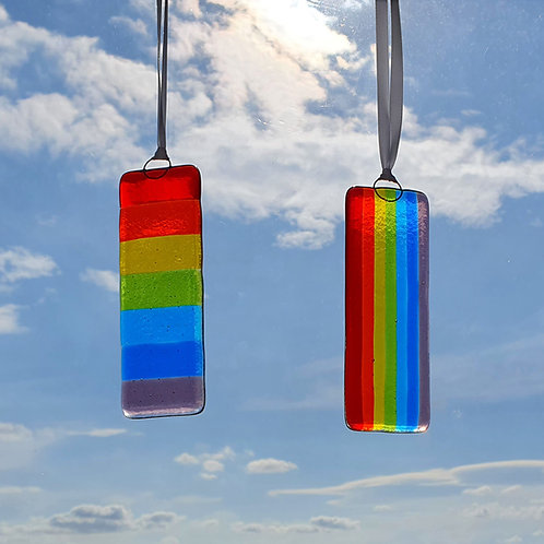 Medium Rainbow Suncatcher