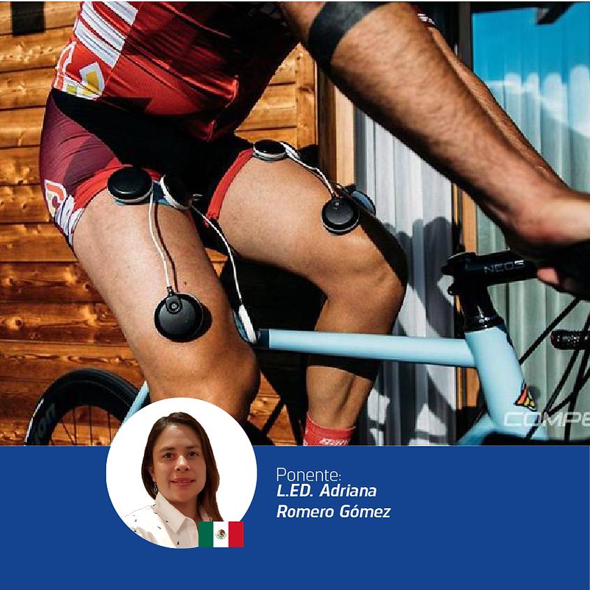Electroestimulación Deportiva en Ciclismo