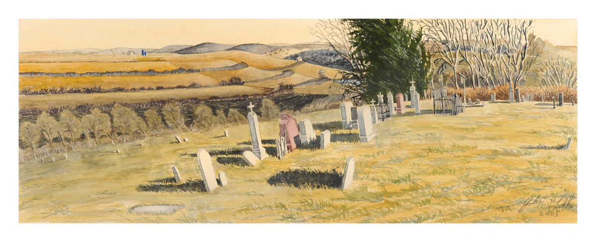19. Arago Cemetery, Richardson County, Nebraska