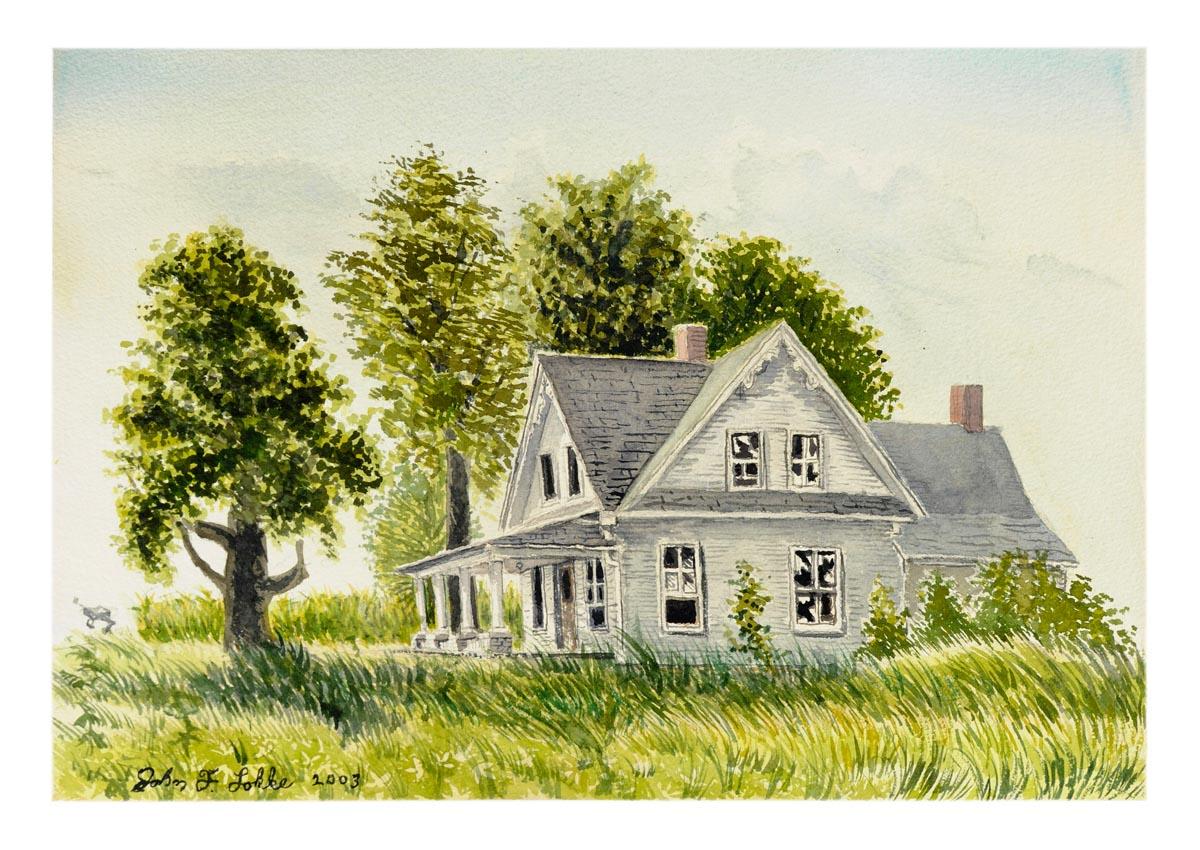 10. Martin House, Barada