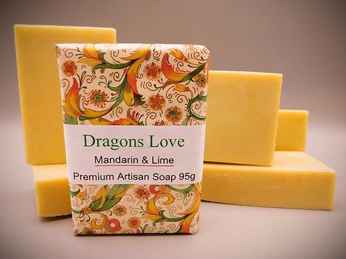 Dragons Love Soap