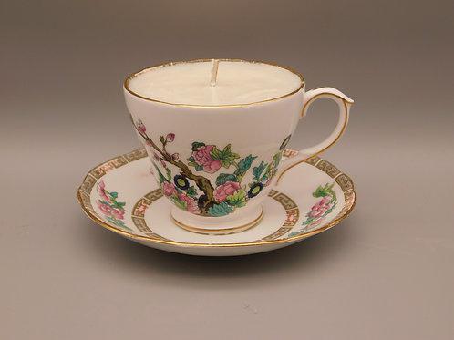 Indian Tree Tea Cup & Saucer