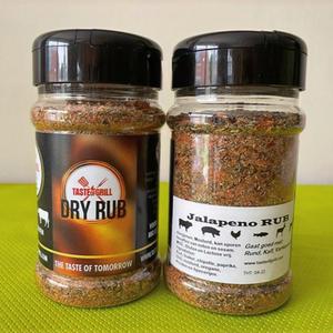 Jalapeño Rub