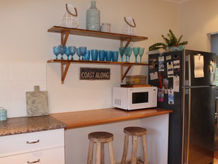 Driftaway Huskisson Holiday House gets the natural touch with Inartisan soft furnishings