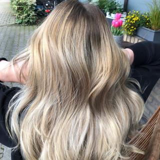 Blond -5