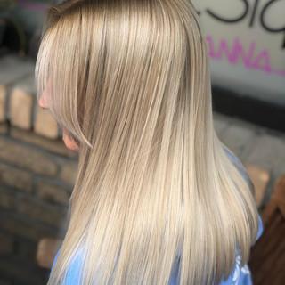 Cool Blond