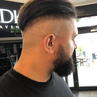 Men Cut Haarschnitt