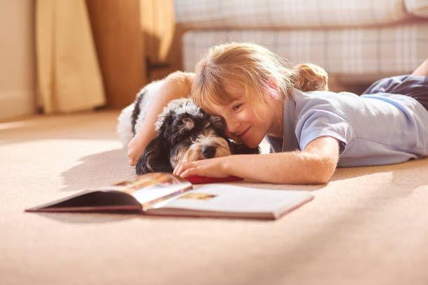 Hundegestützte Leseförderung