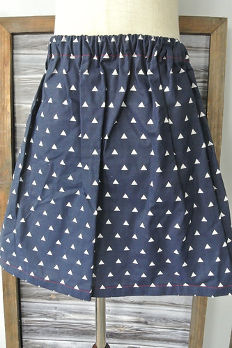 all the triangles skirt size 6