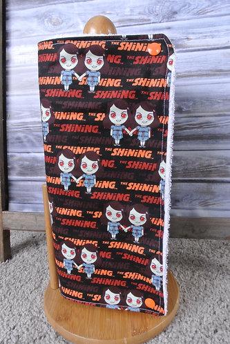 Shining Twins unpaper towel set