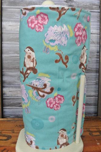 birds unpaper towel set