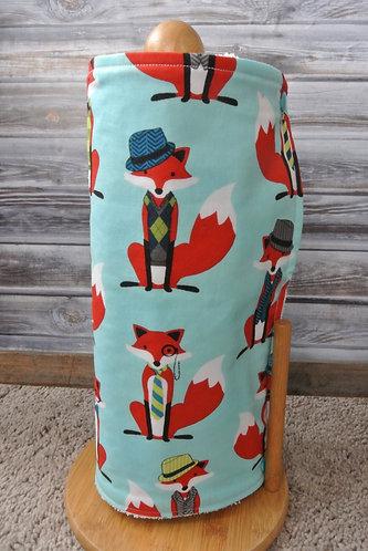 dapper fox unpaper towel set