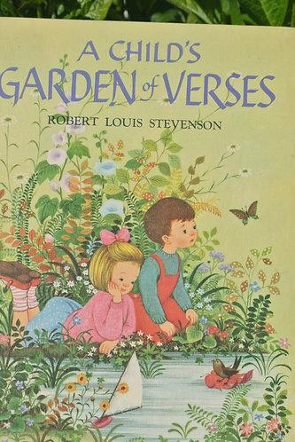 Gyo Fujikawa Book A childs garden of verses