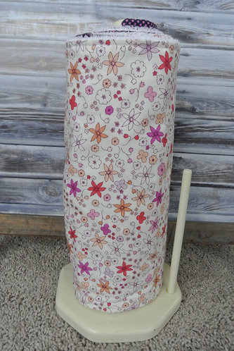 small flower unpaper towel set