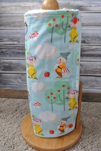 Seven Dwarfs unpaper towels set