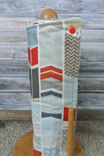 stripes and more unpaper towel set
