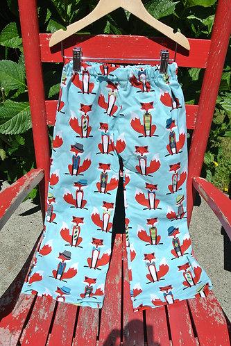 Dapper Fox kids pajama pants size 4