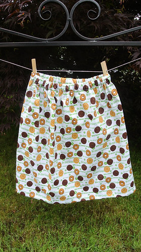 Girl Scout cookie girls skirt 7/8
