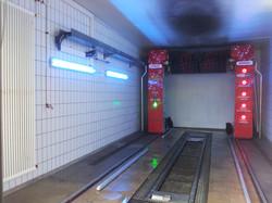 Agip Station in Reutlingen