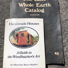 The Last Whole Earth Catalog, 1971. How to build a house.