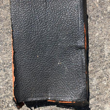 Family Bible leather bound King James Version (Image 1/2)