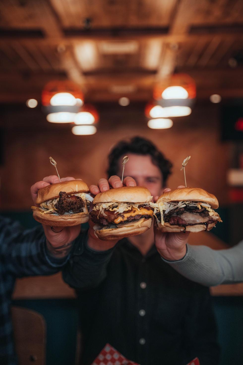 Eddie Burger Bar Pop-Up