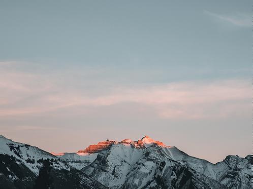 Rocky Mtn Sunset