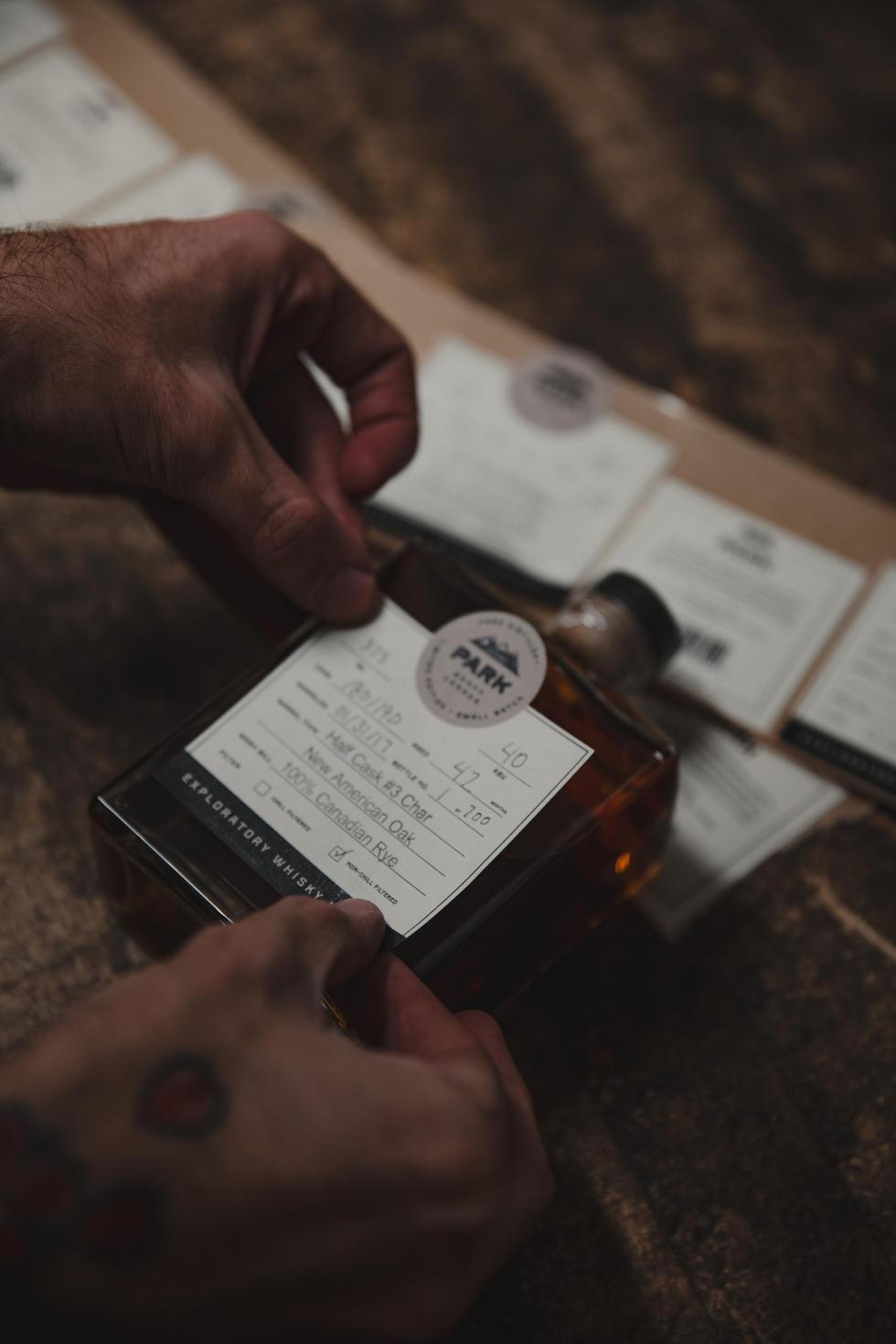 Exploratory Whisky