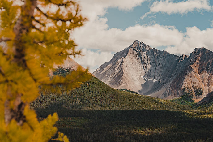 rocky mountains canada photography