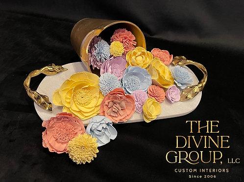 SPRING FLOWER ASSORTMENT (20 FLOWERS)