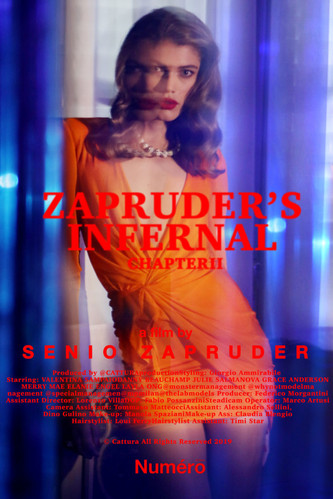 NUMÉRO Russia | Zapruders Infernal Chapter II