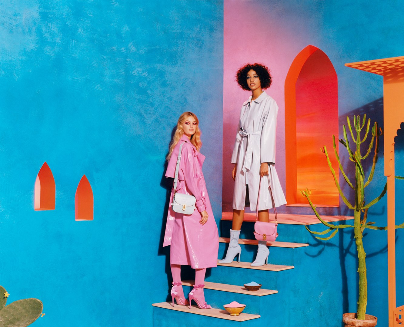 Coccinelle SS19   Scandebergs