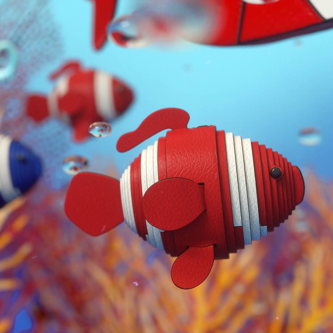 TOD'S Aquarium